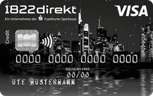 Logo 1822direktGold Card