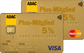 ADAC KreditKarte Gold Doppel