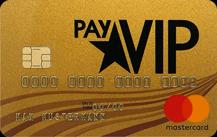 payVIP MasterCard Gold Logo