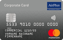 AirPlus Corporate Card Logo