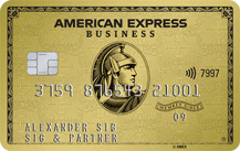 American Express Corporate Card Gold Logo