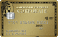 American Express Corporate Gold Card - Kartenmotiv