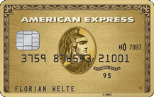 American Express Gold Card Logo
