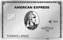 American Express Platinum Card Logo