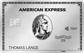 American ExpressPlatinum Card - Kartenmotiv