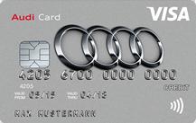 Logo Audi BankVisa Card