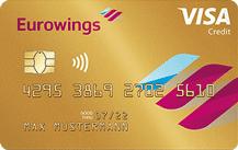 Barclaycard Eurowings Gold Logo
