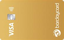 Barclaycard Gold Visa Logo