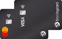 Barclaycard Platinum Double Logo