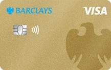 Barclays Gold Visa Logo