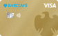 Barclays Gold VISA