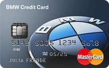 BMW Credit Card Classic Logo