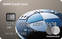 BMW Credit Card Premium Logo