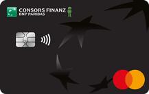 Consors FinanzMastercard - Kartenmotiv