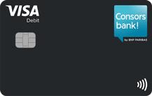 ConsorsbankVISA Card - Kartenmotiv
