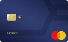 Degussa Bank Corporate Card Gold Logo
