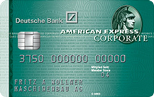 Deutsche Bank American Express Corporate Card Logo