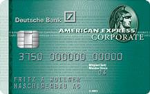 Deutsche Bank American Express Corporate Card Logo