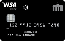 Deutschland-Kreditkarte Logo
