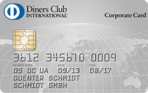 Diners Club Corporate Card Logo