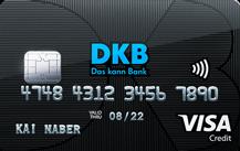 DKB Visa-Card Logo