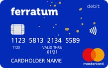 Ferratum Bank MasterCard Logo
