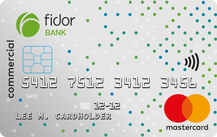 Fidor Business Debit MasterCard Logo