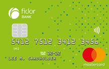 Fidor Debit MasterCard Logo