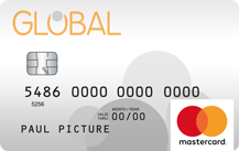 Global MasterCard Business Logo
