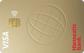Hanseatic BankGoldCard - Kartenmotiv