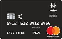 Hufsy Business Mastercard Debit Logo
