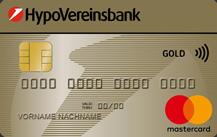 HypoVereinsbank Mastercard Gold für Firmenkunden Logo