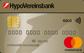 HypoVereinsbank Mastercard Gold für Firmenkunden - Kartenmotiv