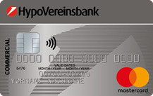 HypoVereinsbank Corporate Card Logo