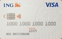 ING Visa Direkt-Card Logo
