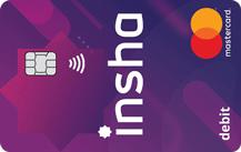 insha Card Logo