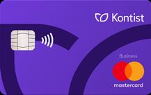 Kontist Business Debit MasterCard Logo