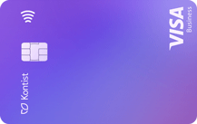 Kontist VISA Business Debit Logo