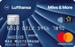 Lufthansa Miles & More Credit Card Blue (World Plus)