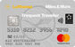 Miles and MoreLufthansa Frequent Traveller (World Plus) - Kartenmotiv