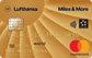 Miles & More  Credit Card Gold (World Business) - Kartenmotiv