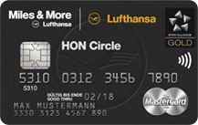 Lufthansa Miles & More HON Circle Credit Card (World Plus) Logo