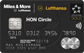 Lufthansa Miles & More HON Circle Credit Card (World Plus)