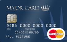 MajorCard Prepaid-MasterCard Logo