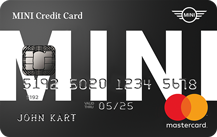 MINI Credit Card Basic Logo