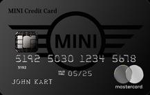 MINI Credit Card Special Logo