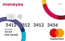 Moneyou Go MasterCard Logo