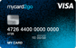 Wirecard Bank mycard2go - Kartenmotiv