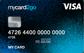 Wirecard Bankmycard2go - Kartenmotiv