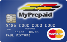 MyPrepaid MasterCard Logo